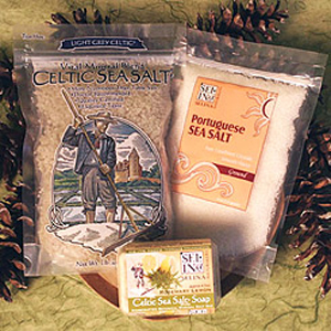 Celtic Sea Salt - Contact Diana Hollcraft at 303 517 2086 to order